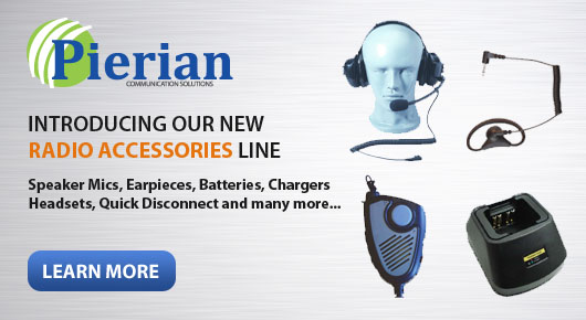 Pierian Radio Accessories